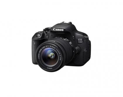 دوربین کانن EOS 700D + 18-55mm (دست دوم)