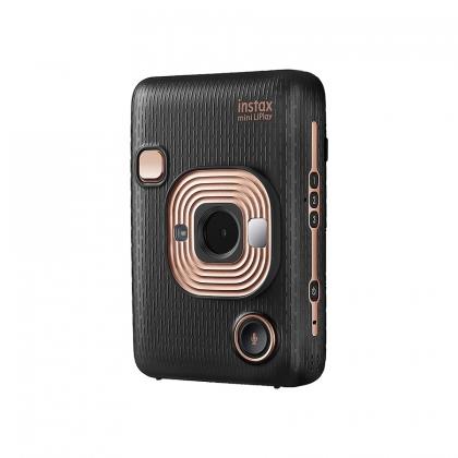 دوربین چاپ سریع هیبرید FUJIFILM INSTAX Mini LiPlay (مشکی)