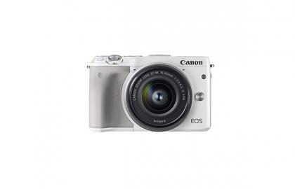 دوربین بدون آینه کانن EOS M3 + 15-45mm