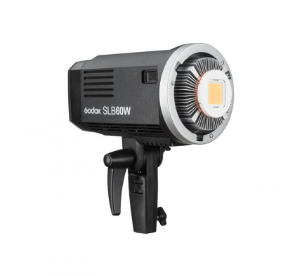 نور ثابت پرتابل Godox SLB60 LED با کلوین 5600