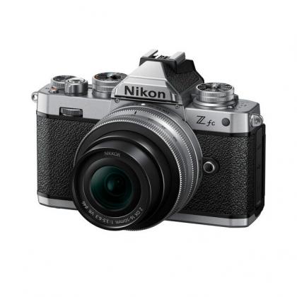 دوربین بدون آینه Nikon Z fc به همراه لنز Z DX 16-50mm