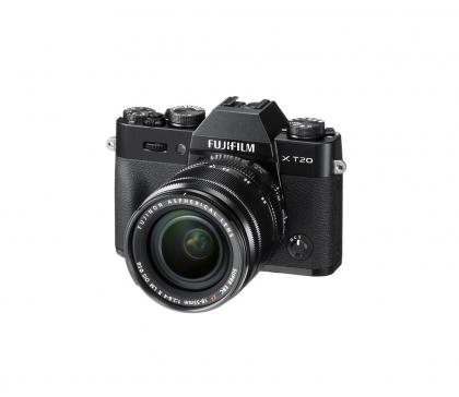 دوربین FUJIFILM X-T20 + 18-55mm