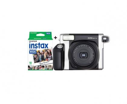 دوربین عکاسی چاپ سریع فوجی instax WIDE 300 (+یک بسته فیلم)