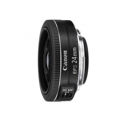 لنز Canon EF-S 24mm f/2.8 STM