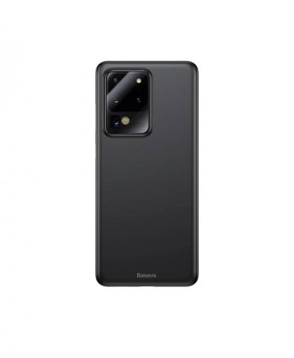 کاور باسئوس مدل WISAS20P-01 مناسب برای گوشی موبایل سامسونگ Galaxy S20 plus