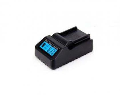 شارژر دارای نمایشگر برای باتری F950 و F970