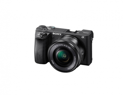 دوربین SONY Alpha A6500 + 16-50mm