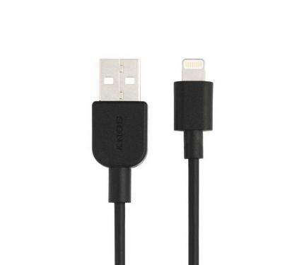 کابل تبدیل USB به لایتنینگ سونی مدل CP-AL100 طول 1متر