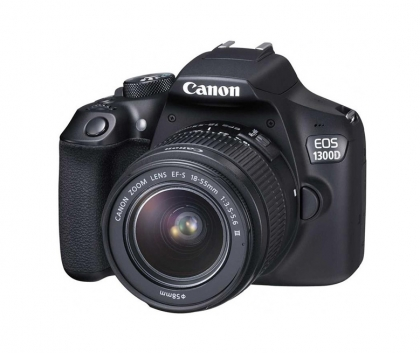 دوربین کانن EOS 1300D + 18-55mm III