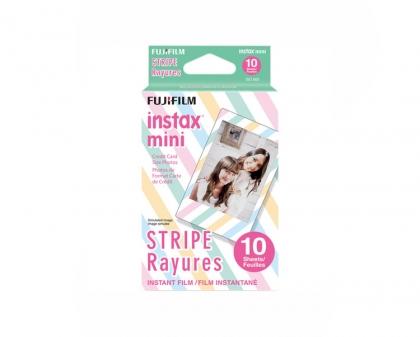 فیلم دوربین instax mini طرح Stripe