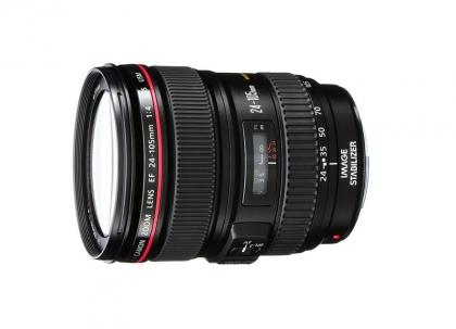 لنز Canon EF 24-105mm f/4 L IS USM