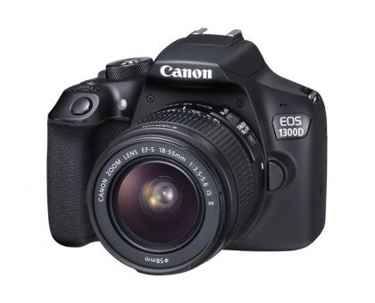 دوربین کانن EOS 1300D + 18-55mm IS II