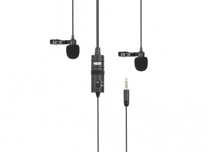 میکروفون بویا مدل BY-M1DM