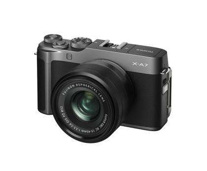 دوربین FUJIFILM X-A7 + 15-45mm