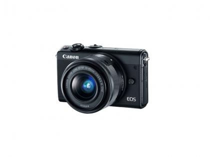 دوربین بدون آینه کانن EOS M100 + 15-45mm