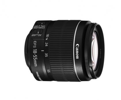 لنز Canon EF-S 18-55mm IS II