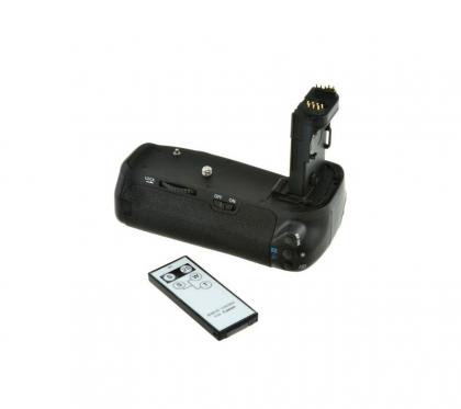 گریپ باتری Jupio معادل BG-E14 کانن برای 80D و 70D