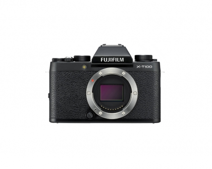 بدنه دوربین FUJIFILM X-T100