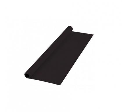 پرده مشکی 3x5 لوله پلاستیکی (فون مخمل)