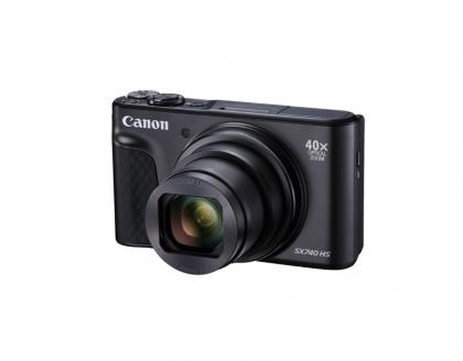 دوربین کانن PowerShot SX740 HS (دست دوم)