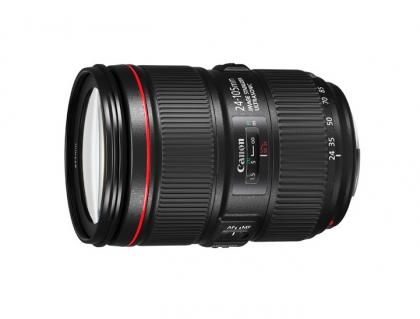 لنز Canon EF 24-105mm f/4 L IS USM II (دست دوم)