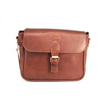 کیف چرمی دوربین عکاسی ترنگ