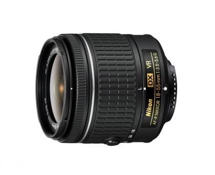 Nikon AF-P 18-55mm G DX VR