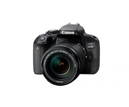 دوربین کانن EOS 800D + 18-135mm IS STM