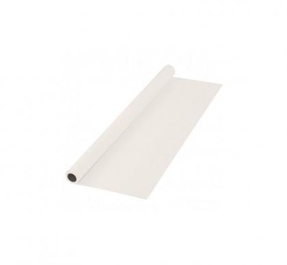 پرده سفید سایز 2x3 لوله پلاستیکی (نمدی)