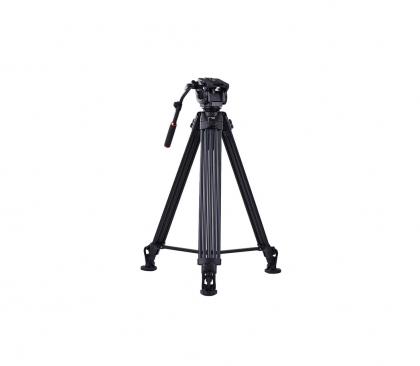 سه پایه دوربین کینگ جوی مدل VT-3500  با هد حرفهای VT-3530
