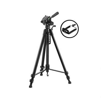سه پایه عکاسی Fotomax مدل FT560 (+هولدر موبایل)