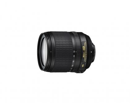 Nikon AF-S DX 18-105mm f/3.5-5.6 G ED VR (دست دوم)