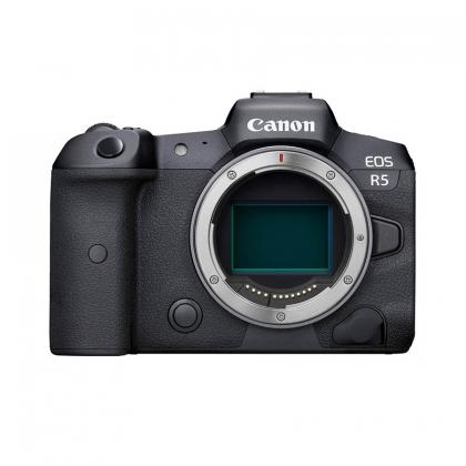 بدنه دوربین Canon EOS R5