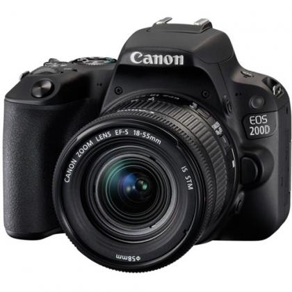 دوربین کانن EOS 200D + 18-55mm IS STM