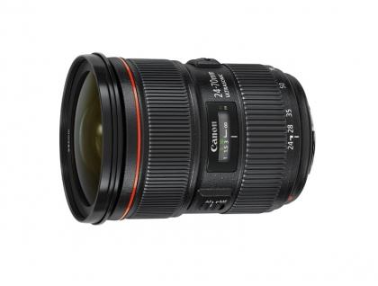 لنز Canon EF 24-70mm f/2.8 L USM II