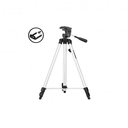 سه پایه دوربین ویفنگ مدل WT-330A (+هولدر موبایل)