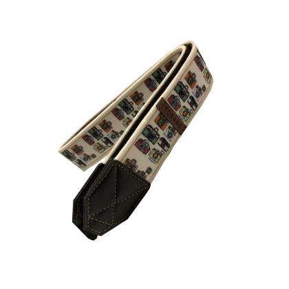 بند دوربین ترنگ مخمل طرح دوربین کد T248