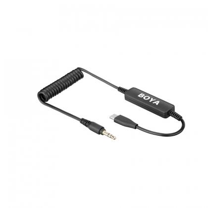 کابل میکروفن برای موبایل مدل  BOYA 35C-USB C