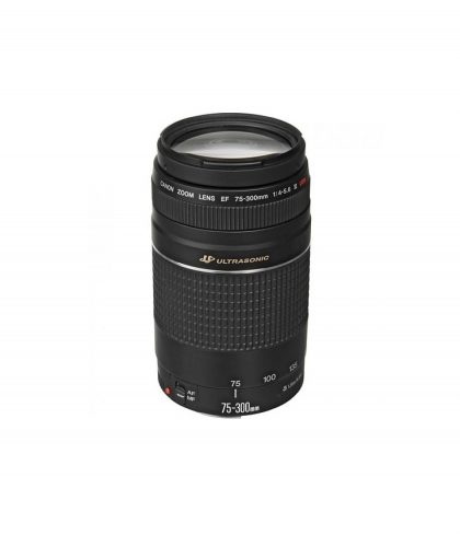 لنز Canon EF 75-300mm f4-5.6 III USM