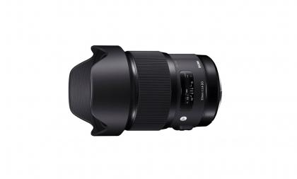 لنز Sigma 20mm f1.4 DG HSM Art for SONY E