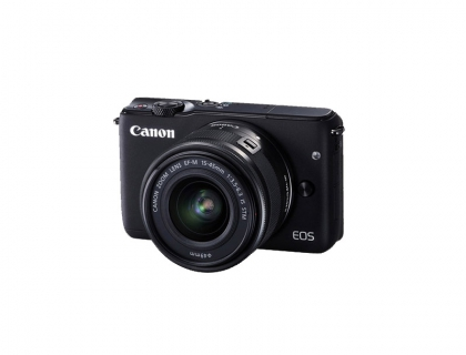 Canon EOS M10 + 15-45mm IS STM (مشکی)