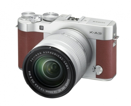 X-A3 + 16-50mm f/3.5-5.6 OIS II