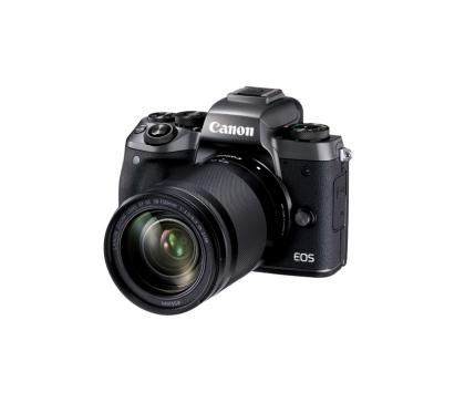 دوربین Canon EOS M5 + 18-150mm IS STM