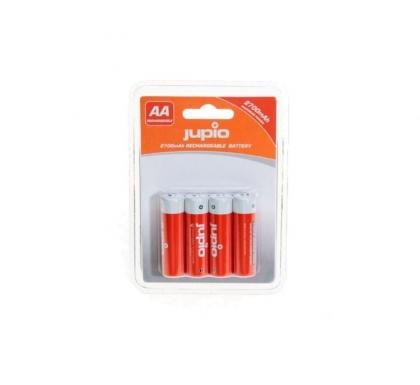 بسته چهارتایی باتری قابل شارژ Jupio