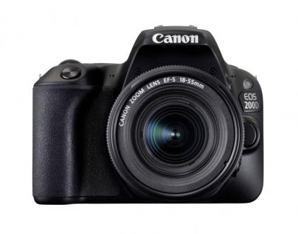 دوربین کانن EOS 200D + 18-55mm III