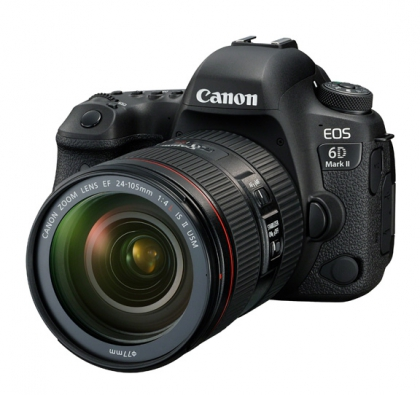 دوربین کانن EOS 6D Mark II + 24-105mm f/4 L IS II