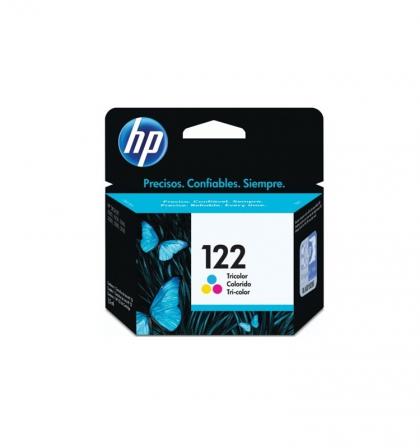 کارتریج جوهرافشان رنگی اچ پی HP 122
