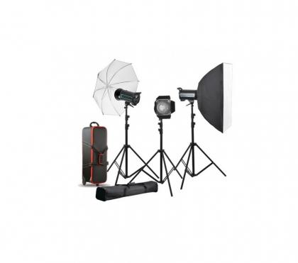 کیت فلاش استودیویی Godox QS300II