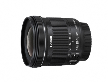لنز Canon EF-S 10-18mm IS STM (دست دوم)
