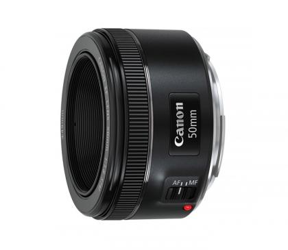 لنز کانن EF 50mm f/1.8 STM